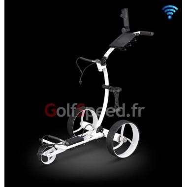 Chariot de golf télécommandé X5 - Golfspeed