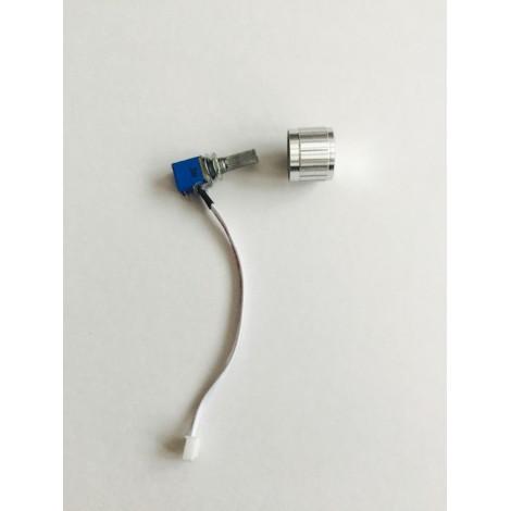 Potentiomètre électronique et bouton pour chariot X5 et X7 - GolfSpeed