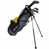 "Pack Junior Ultralight, Sac + Clubs Taille 63"" (158 - 165 cm) - US Kids Golf"