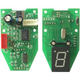 Carte électronique PCB2012 - Power Bug