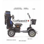Voiturette de golf GS-03