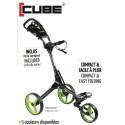 Roue arrière chariot manuel CUBE 3