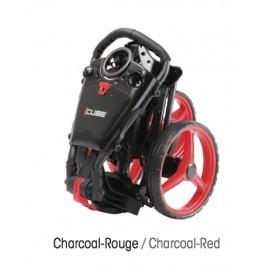 Roue Avant chariot manuel CUBE 3