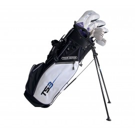 "Pack Junior Tour Series Graphite, sac + club taille 54"" (135 - 141 cm) - US Kids Golf"