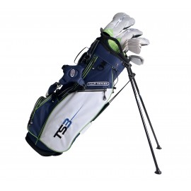 "Pack Junior Tour Series Graphite, sac + club taille 57"" (142 - 149cm) - US Kids Golf"