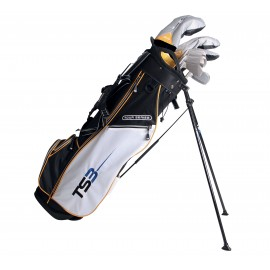 "Pack Junior Tour Series Acier, 10 clubs taille 63"" (158 - 165cm) - US Kids Golf"