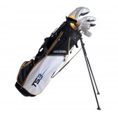 "Pack Junior Tour Series Acier, sac + club taille 63"" (158 - 165cm) - US Kids Golf"