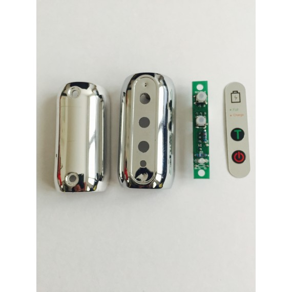 Commandes manuelles ON/OFF + timer pour chariot X7 GolfSpeed
