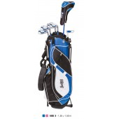 Pack Junior Classic, Sac + Clubs Taille 3 (11 - 13 ans), Droitier - BOSTON