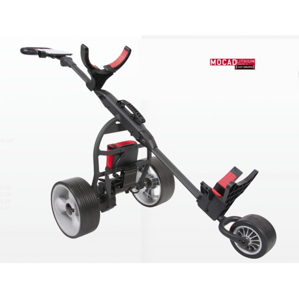 chariot de golf lectrique mocad 3 5 dha mocad. Black Bedroom Furniture Sets. Home Design Ideas