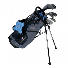 Pack Junior Ultralight, Sac + Clubs Taille 48 (120-125 cm) - US Kids Golf