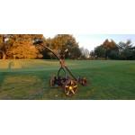 Chariot de golf électrique X-ONE Télécommandé - GolfSpeed