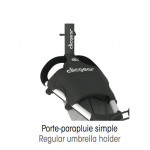 Porte parapluie simple - CLICGEAR