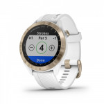 Montre GPS APPROACH S40 Premium Noir - GARMIN