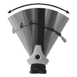 Porte parapluie orientable - CLICGEAR
