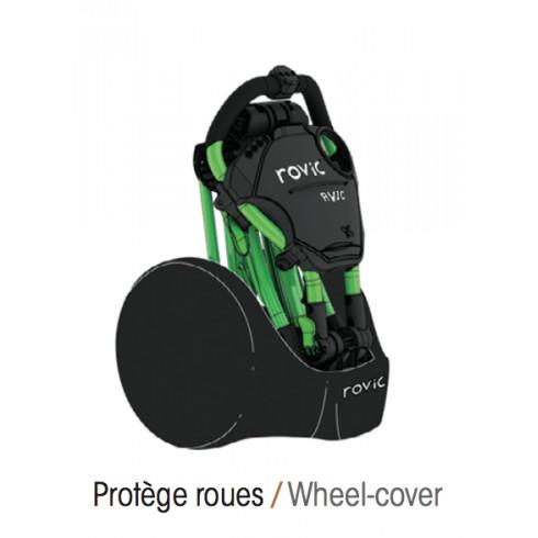 Protège roues pour chariot de golf ROVIC