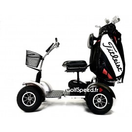 Voiturette de golf GS-04 - GolfSpeed