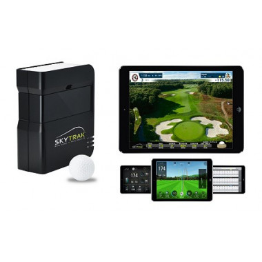 Simulateur de golf Skytrak