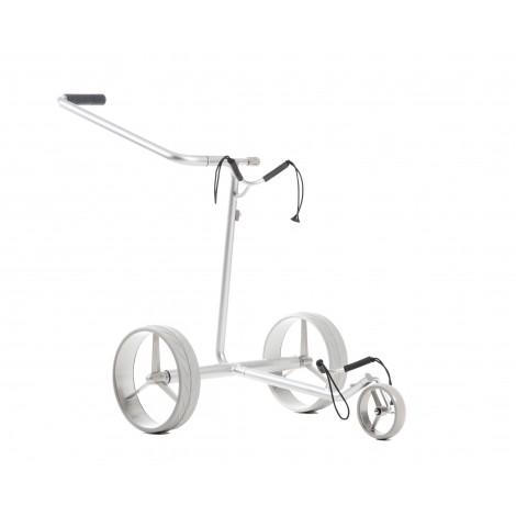 Chariot de golf électrique Justar SILVER - JUSTAR