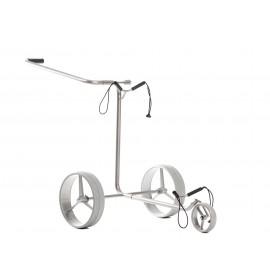 Chariot de golf manuel Justar SILVER - JUSTAR