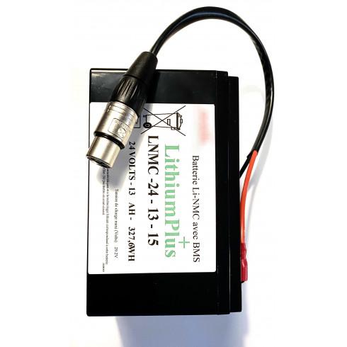 Batterie lithium pour chariot de golf X5 et X7 + chargeur - GolfSpeed©