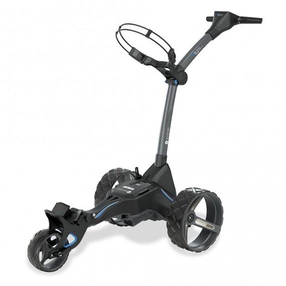 Chariot de golf électrique M5 GPS CONNECT MOTOCADDY
