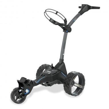 Chariot de golf électrique M5 DHC GPS CONNECT MOTOCADDY 2020