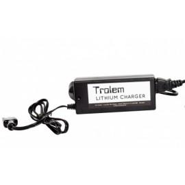Chargeur pour Batterie TROLEM Lithium 16Ah/20Ah - Trolem