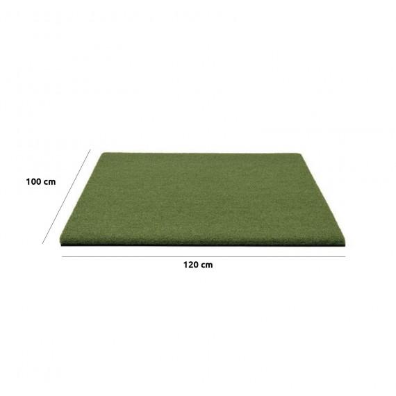 Tapis de practice  haut de gamme 120cm x 100cm