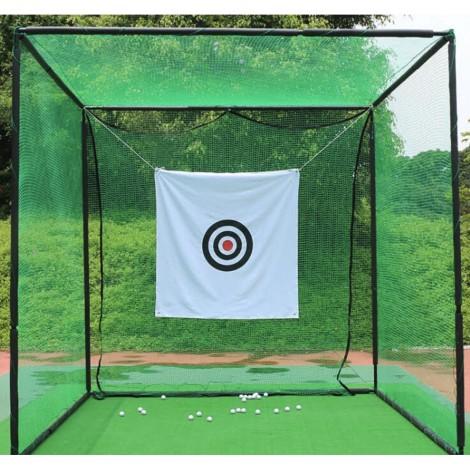 Cage de pratice pour golf indoor ou simulateur