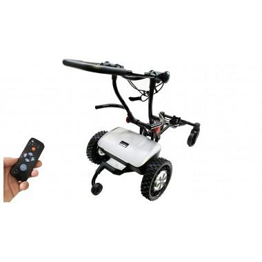 Chariot de golf Suiveur et télécommandé Caddytrek R2