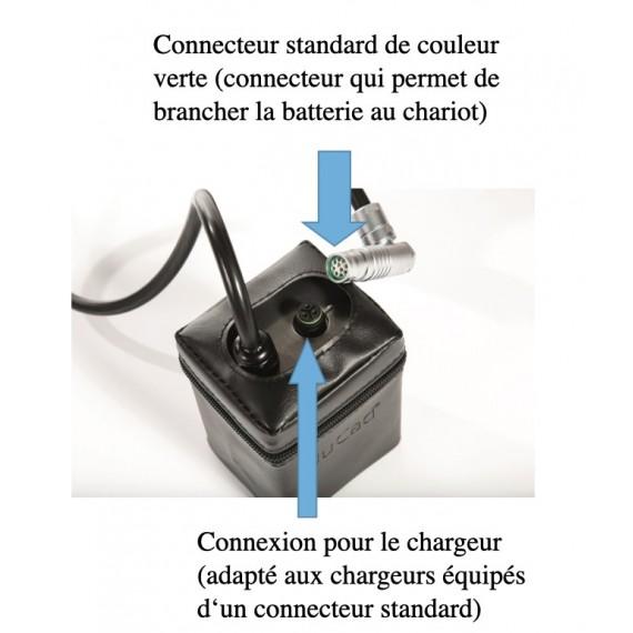 Chargeur batterie - JUCAD