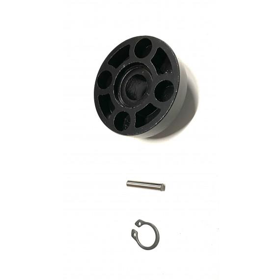 Système fixation roue/ Moteur pour X7 X5