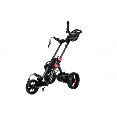 Chariot de golf T4 Fold 2RE (frein électronique) batterie 20A