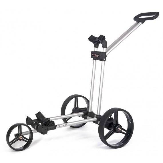 Chariot de golf manuel Flat Cat Push