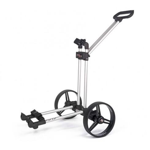 Chariot de golf manuel à tirer Flat Cat PULL