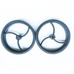 2 Roues arrières pour chariot de golf X5 et X7 - GolfSpeed©