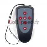 Télécommande (première version) pour chariot de golf X2 - GolfSpeed