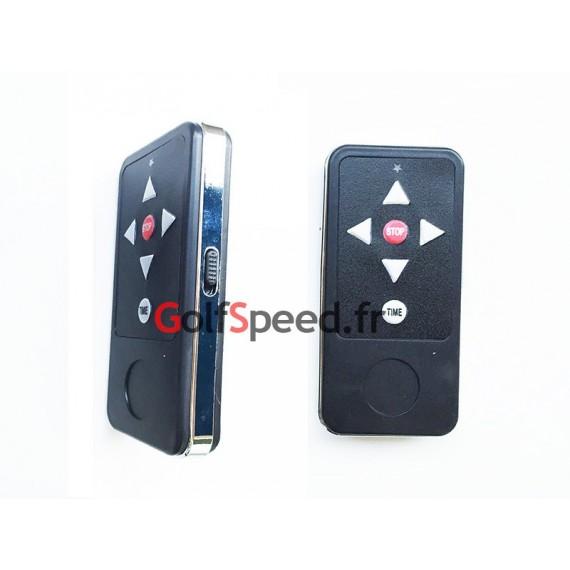 Nouvelle télécommande pour chariot de golf  X7, X5 ou X2 - Golfspeed