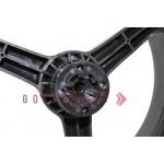 Roue arrière pour chariot de golf X2 - GolfSpeed©