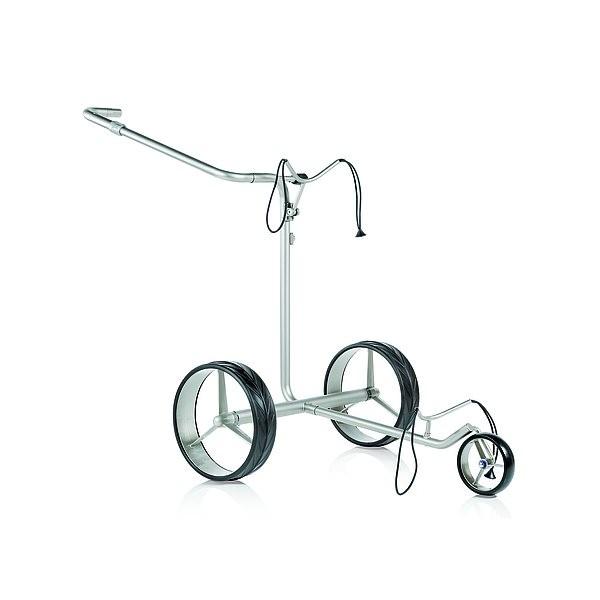 chariot de golf lectrique acier inox drive jucad. Black Bedroom Furniture Sets. Home Design Ideas