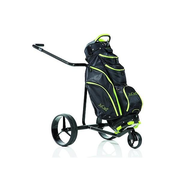chariot de golf lectrique carbone drive jucad. Black Bedroom Furniture Sets. Home Design Ideas