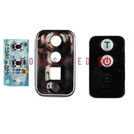 Commandes manuelles ON/OFF + timer pour chariot X5 GolfSpeed
