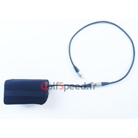 Rallonge de câble d'alimentation pour batterie de chariot de golf X5 et X7 - GolfSpeed