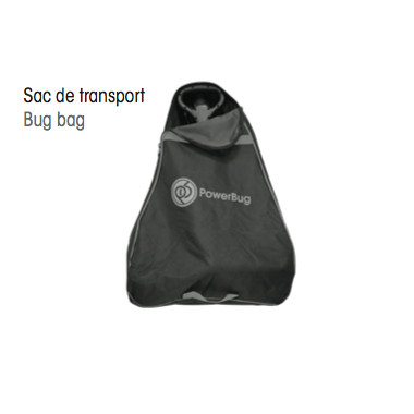 Sac de transport  INFINITY PRO TOUR - Powerbug
