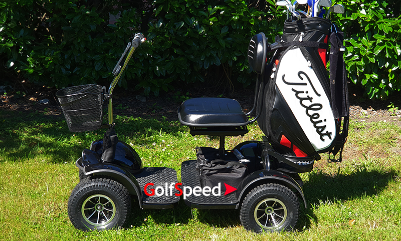 voiturette de golf GS 04 golfspeed
